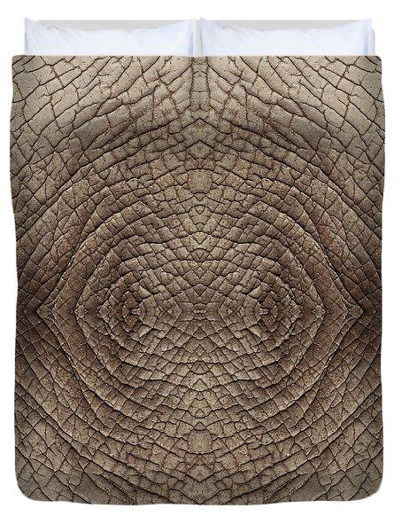 Elephant Skin Duvet Cover