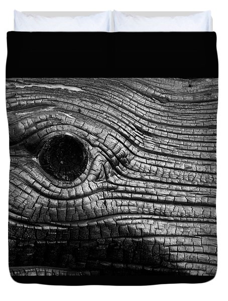 Elephant's Eye Duvet Cover