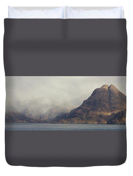 Elgol 16x5 Panorama Duvet Cover