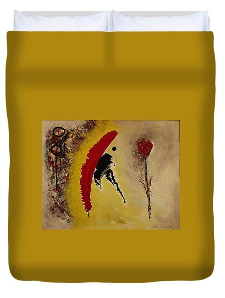 Elixir Of Love Duvet Cover