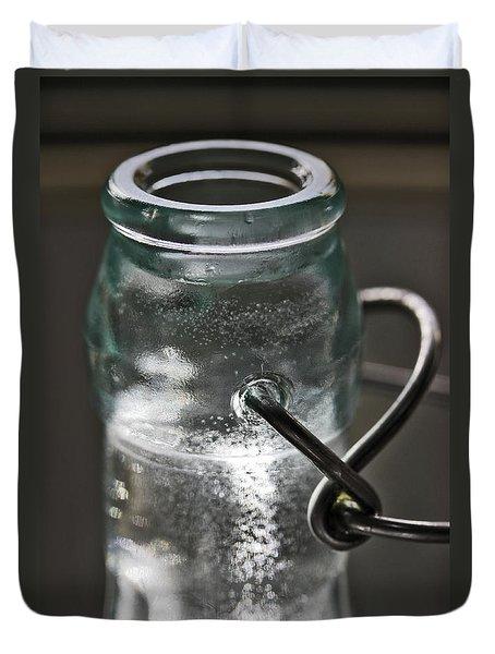 Elixir Bottle Duvet Cover