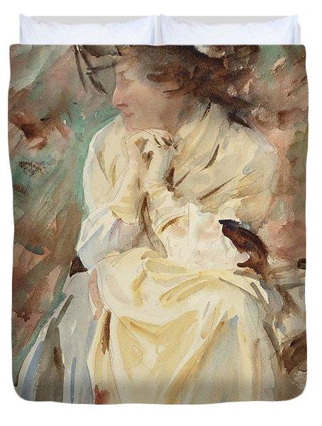 Eliza Duvet Cover