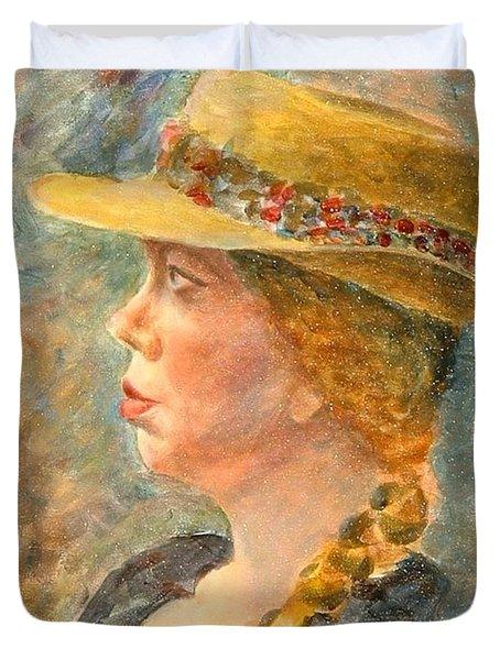 Elizabeth Duvet Cover