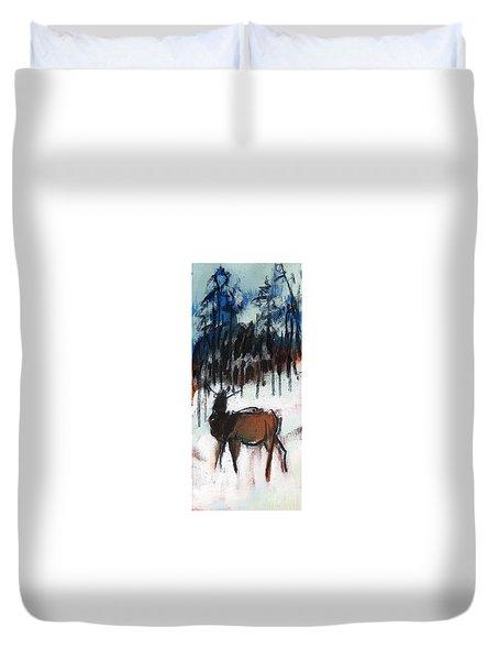 Elk Duvet Cover