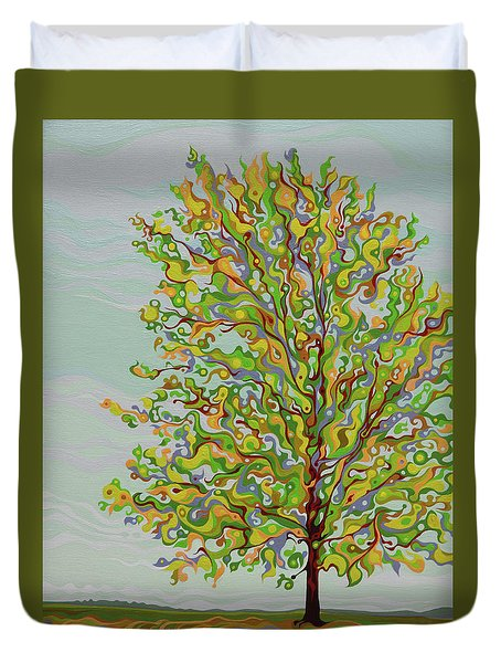 Ellie's Tree Duvet Cover