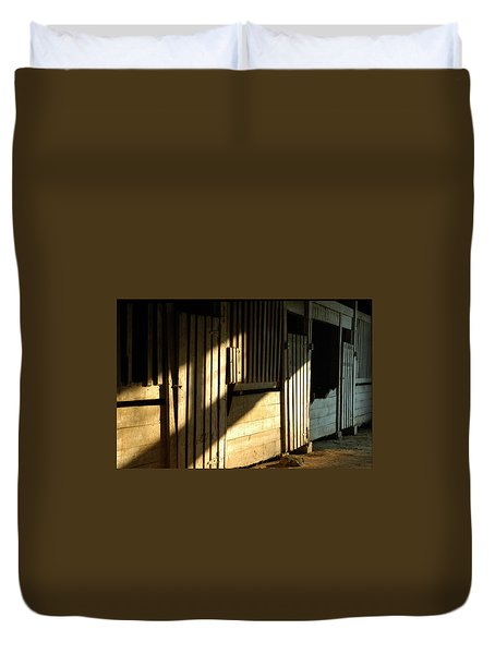Ellwood Barn 1 Duvet Cover