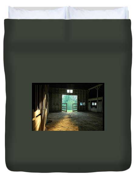 Ellwood Barn 2 Duvet Cover