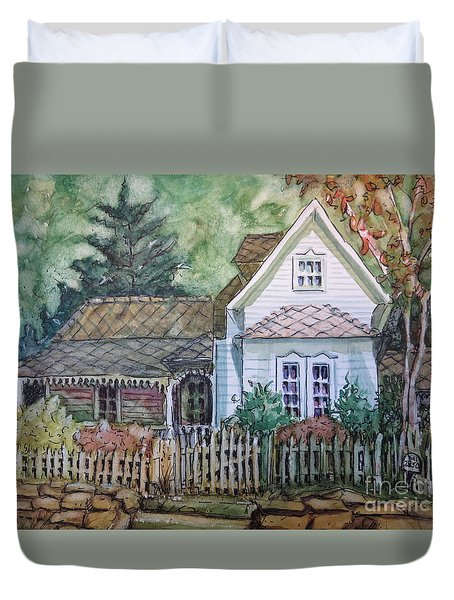Elma's Home Duvet Cover
