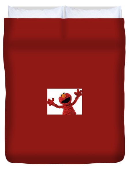 Elmo Duvet Cover