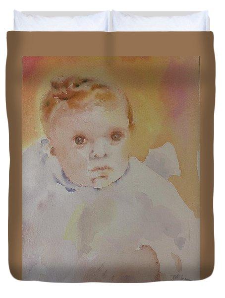 Elsie Duvet Cover