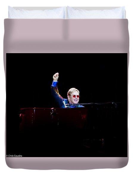 Elton Duvet Cover