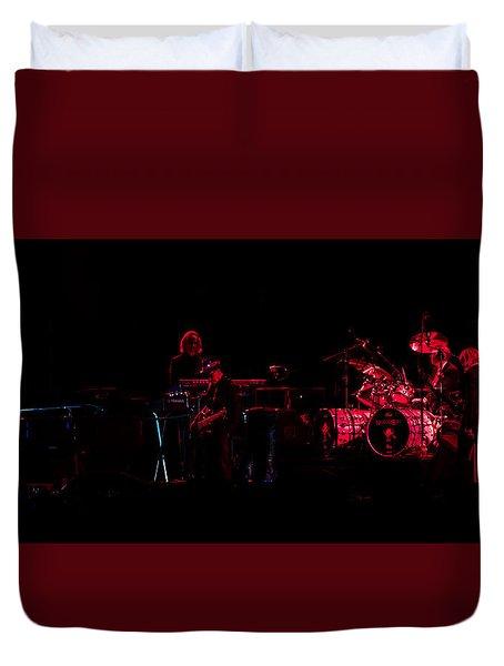 Elton John And Band In 2015 Duvet Cover