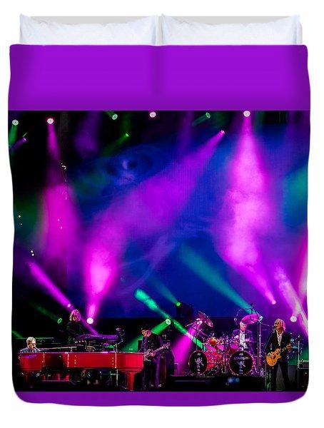 Elton John In 2015 Duvet Cover