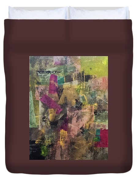 Elusive Duvet Cover by Lee Beuther