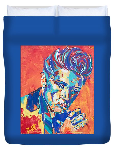 Elvis Duvet Cover
