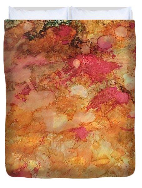 Embers Duvet Cover