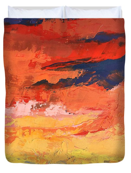 Embrace Duvet Cover