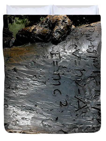 Emc2 Duvet Cover by LeeAnn McLaneGoetz McLaneGoetzStudioLLCcom