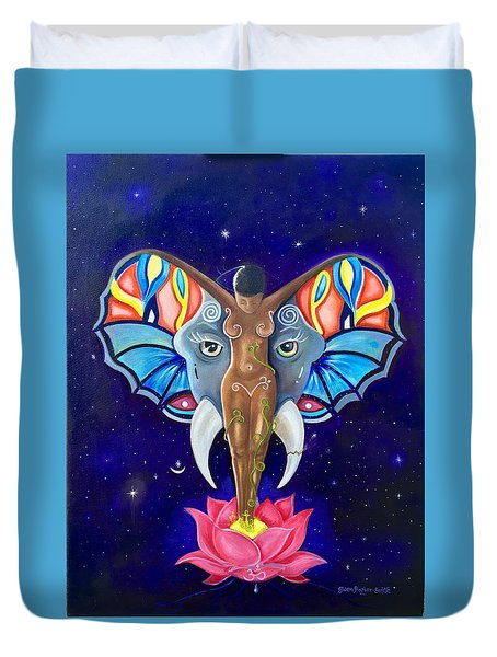 Emerge Duvet Cover