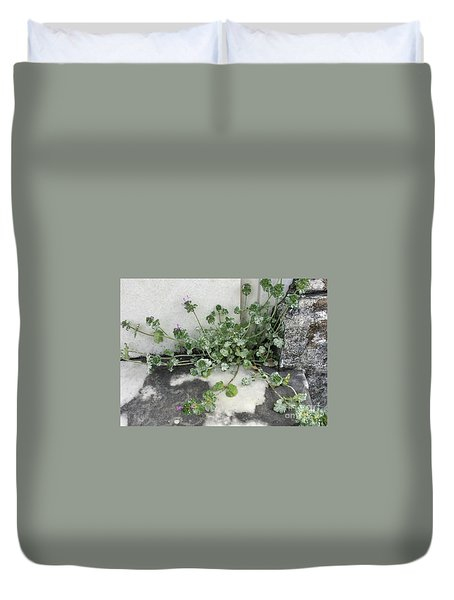 Emergence Duvet Cover by Kim Nelson
