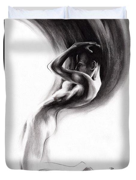 Emergent 1b Duvet Cover