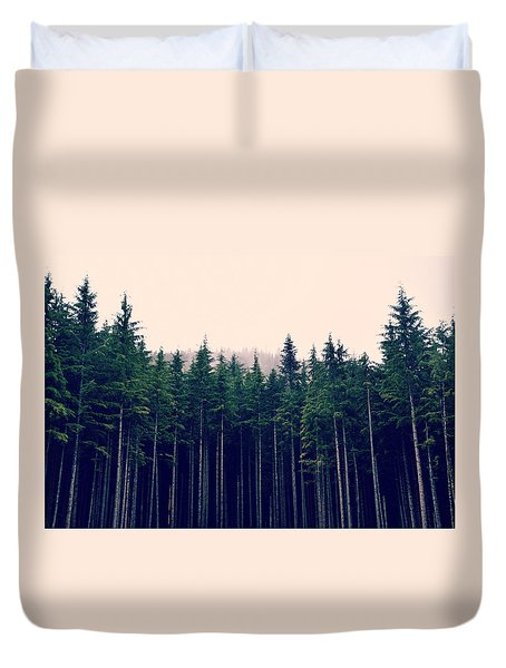 Emerson  Duvet Cover by Robin Dickinson
