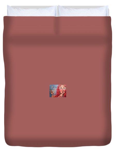 Emily 2 Duvet Cover