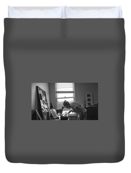 Emma3 Duvet Cover