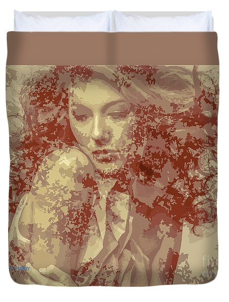 The State Of Emotion  Duvet Cover