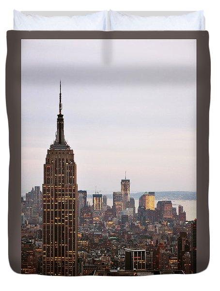 Empire State Building No.2 Duvet Cover