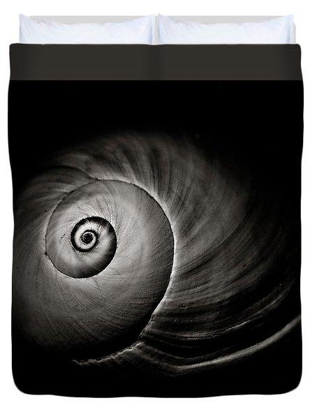 Empty Shell Duvet Cover
