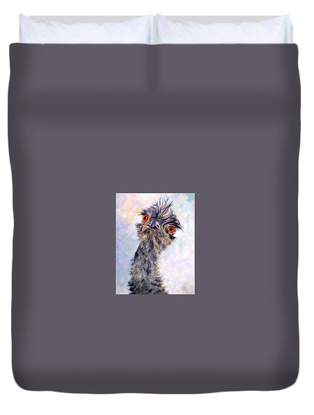 Emu Twister Duvet Cover