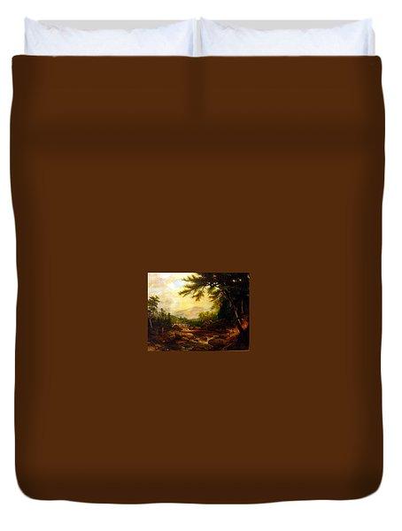 Encampment Duvet Cover