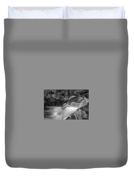 Enders Falls 2 Duvet Cover by Jim Gillen