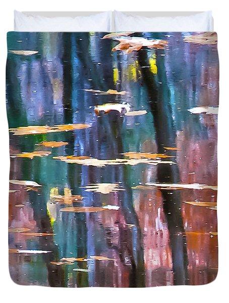 Enders Reflection Duvet Cover