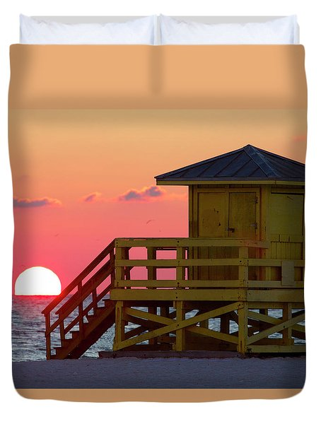 Endless Summer Duvet Cover