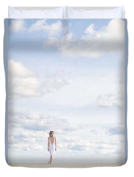 Endlessly Duvet Cover