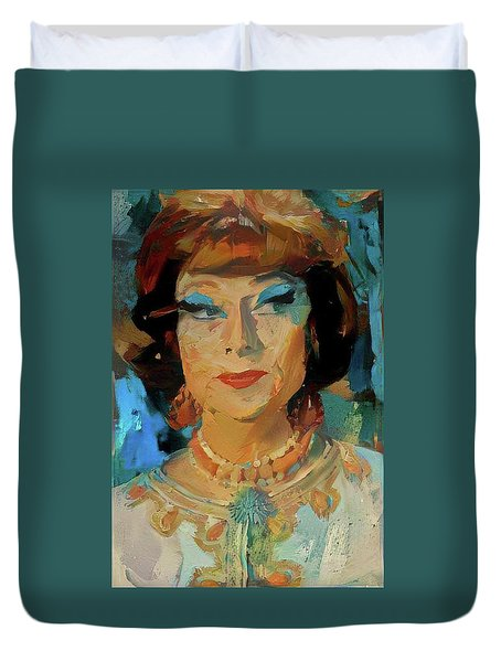 Endora Duvet Cover