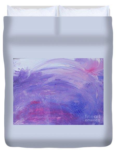 Energetic Duvet Cover