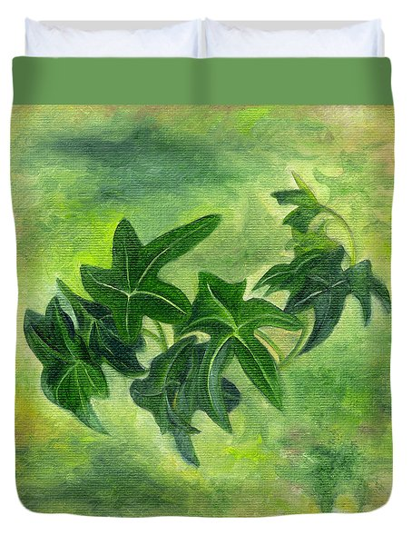 English Ivy Duvet Cover