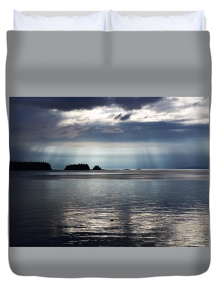Enlightened Duvet Cover