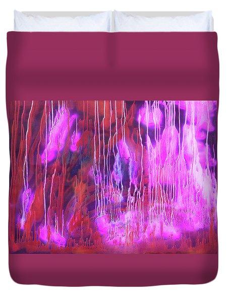 Enlightened Spirit Duvet Cover