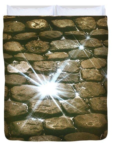 Enlightenment Duvet Cover