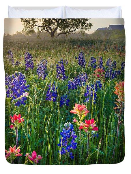 Ennis Morning Duvet Cover
