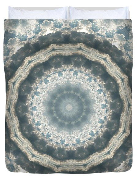 Enternity Duvet Cover by Thomas  MacPherson Jr