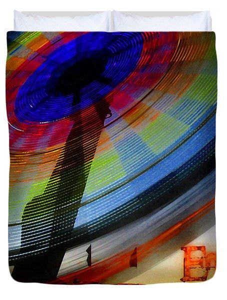 Enterprise Duvet Cover by David Lee Thompson