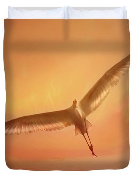 Epiphany Duvet Cover