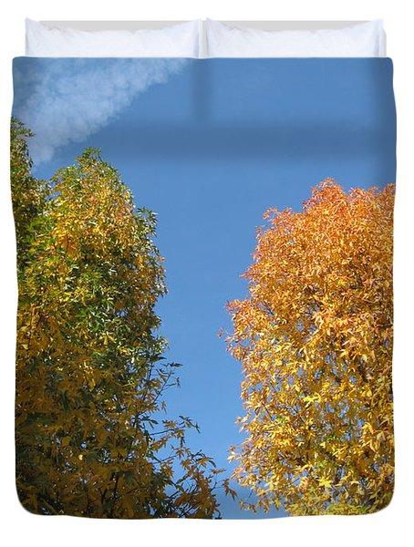 Equinox Duvet Cover