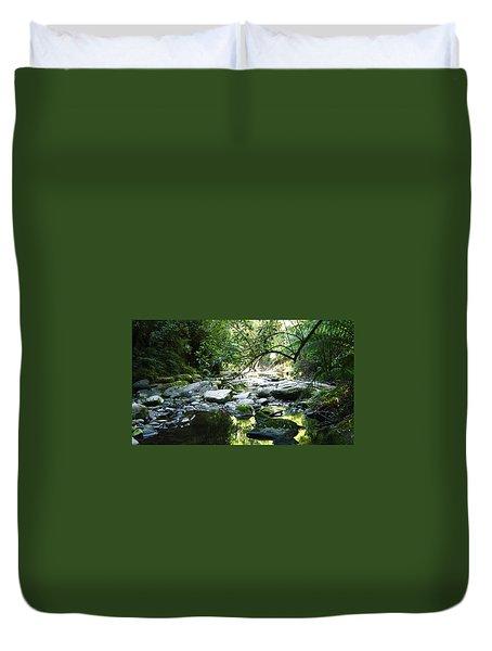 Erskine River Duvet Cover