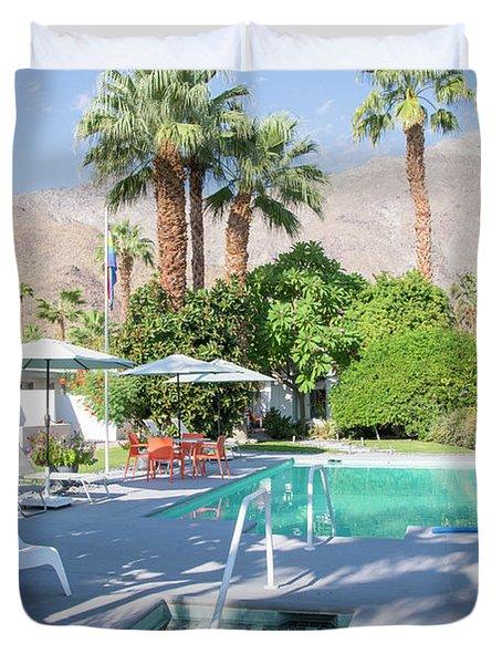 Escape Resort Duvet Cover